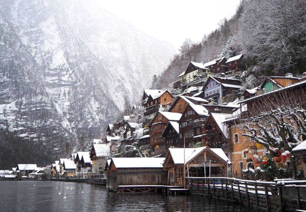 Hallstatt kar manzaraları ile ilgili görsel sonucu